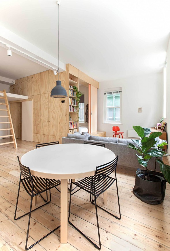 Flinders_Lane_Apartment-Clare_Cousins_Architects-10-590x869